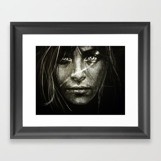 Shudder (VIDEO IN DESCRIPTION!!) Framed Art Print