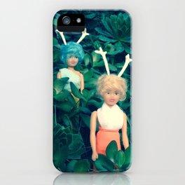 Hazel & Loy Griffith Park iPhone Case