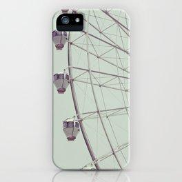 Ferriswheel iPhone Case