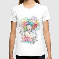 lotus T-shirts featuring Lotus. by Cloe