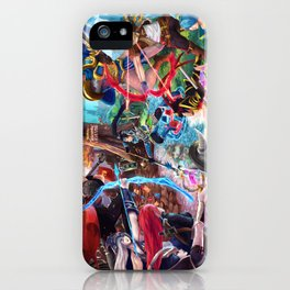 Fields of Valoran iPhone Case
