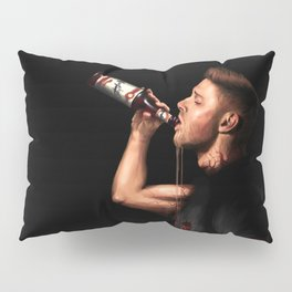 Functional Alcoholic Pillow Sham