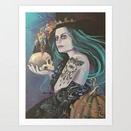 Something Wicked Art Print