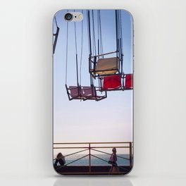 Colored life iPhone Skin
