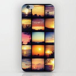 Atardeceres iPhone Skin