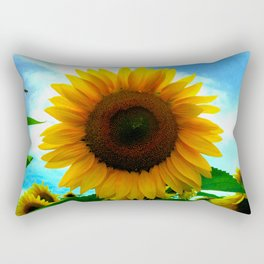 The sun will come out tomorrow Rectangular Pillow