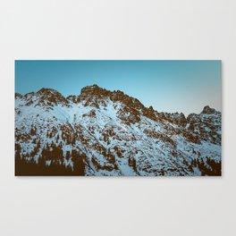 Tatra Mountains, Poland Canvas Print