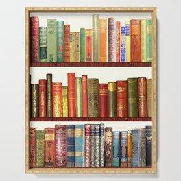 Jane Austen Vintage Book collection Serving Tray