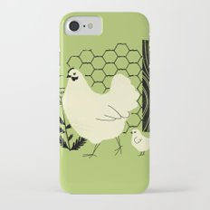 Hen and chick Slim Case iPhone 7