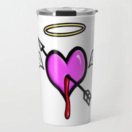 Cupids Heart Travel Mug