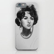 Monica Bellucci Slim Case iPhone 6s