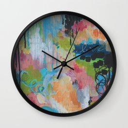 Oh What a day Wall Clock