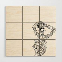 vogue Wood Wall Art