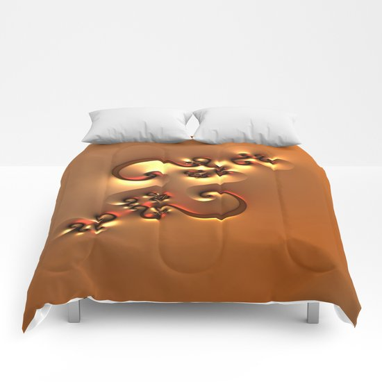 Curvy One Comforters