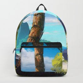 Palma Beach XIX Backpack