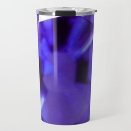 RUSSIAN PURPLE AMETHYST FEBRUARY BABY'S BIRTHSTONE ART Travel Mug