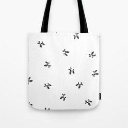 Negative Wilbur Tote Bag