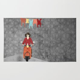Scooter Rug