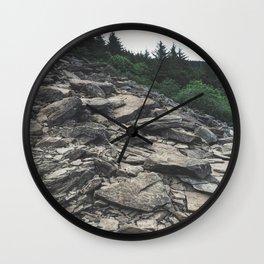 Stone Cold Wall Clock