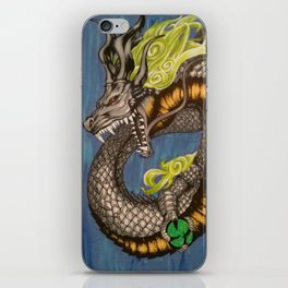 Spirit Dragon iPhone Skin