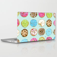 Sweet donuts Laptop & iPad Skin