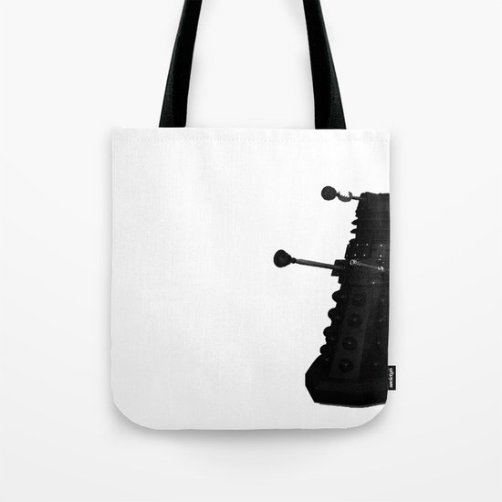 Exterminate!!! Tote Bag