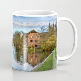 The Kennet At West Mills Newbury Coffee Mug