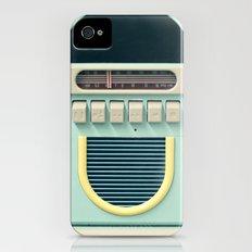 retro love Slim Case iPhone (4, 4s)