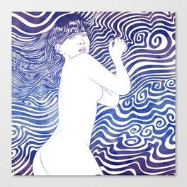 Water Nymph XXIV Canvas Print