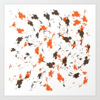 men Art Prints featuring Men by Sébastien BOUVIER