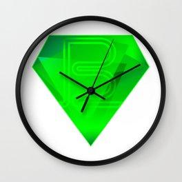 B-Krypton Wall Clock