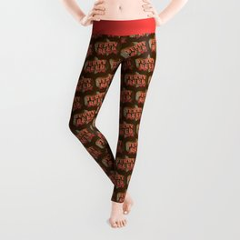 """Jerry Reed """"The Snowman"""" Leggings"""