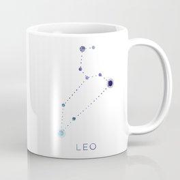 LEO STAR CONSTELLATION ZODIAC SIGN Coffee Mug