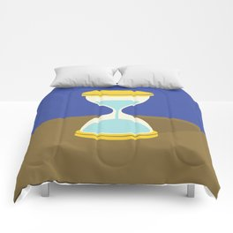 Time is Almost Up! Comforters