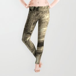 The Anchor Pub London Vintage Leggings