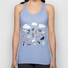 Raining Cats & Dogs Unisex Tank Top