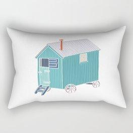 Little Shepherd Hut Rectangular Pillow