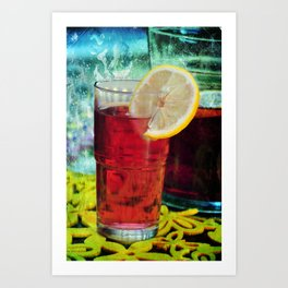 Quench my Thirst Art Print