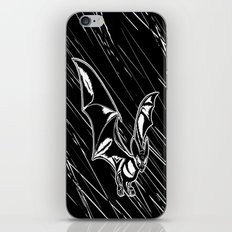 Bat Attack! iPhone & iPod Skin