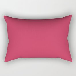 Dingy Dungeon - solid color Rectangular Pillow