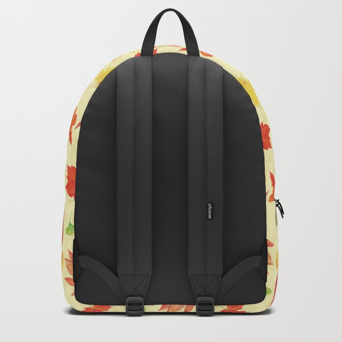 Autumn leaves #21 Backpack