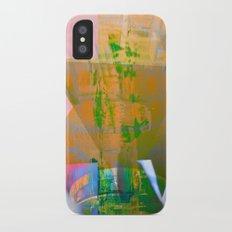 025_25 Slim Case iPhone X