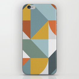 Abstract No. 7 iPhone Skin