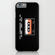 TAKE THIS TAPE (Zelda & Guardians of the galaxy Parody) iPhone 6s Slim Case