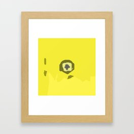InnerSelf Framed Art Print