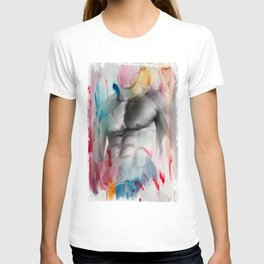 love colors T-shirt