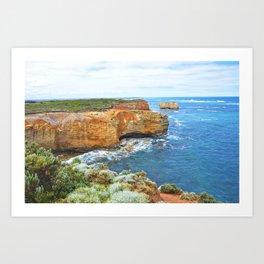 Australia's Great Ocean Road Art Print