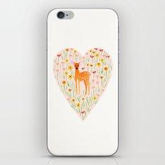 Fawn Valentine iPhone & iPod Skin