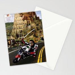 Snow Crash - Neal Stephenson Stationery Cards