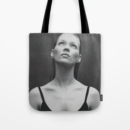 Old reworked Kate Moss photo. Tote Bag